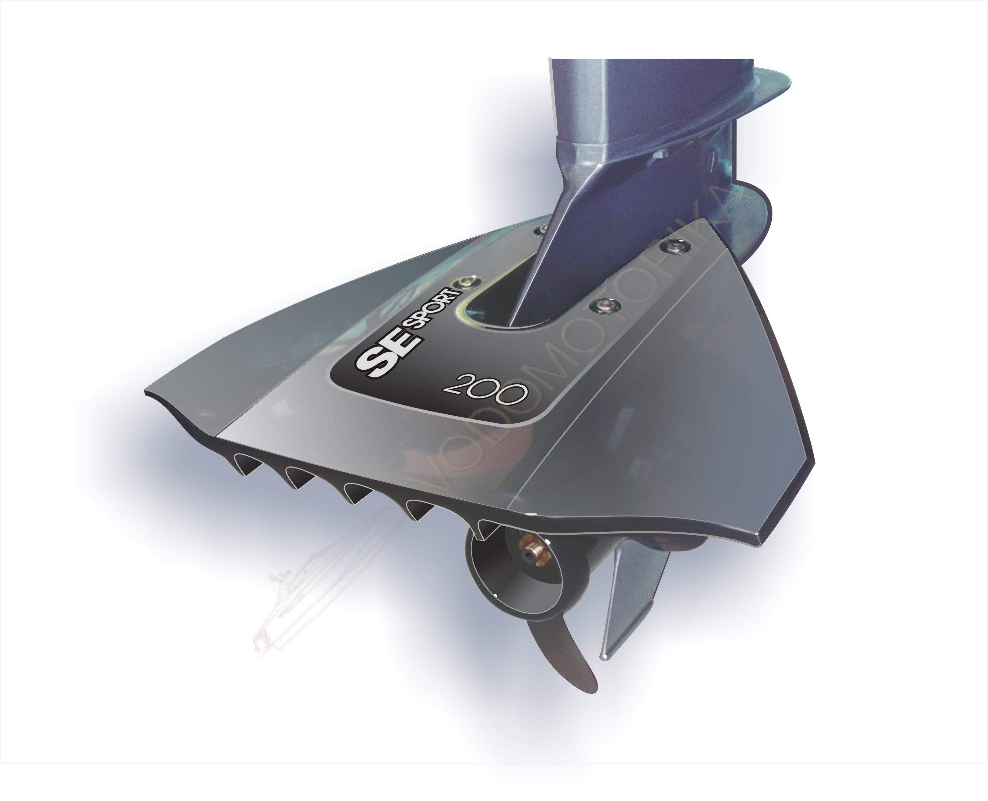 Гидрокрылья для лодочных моторов