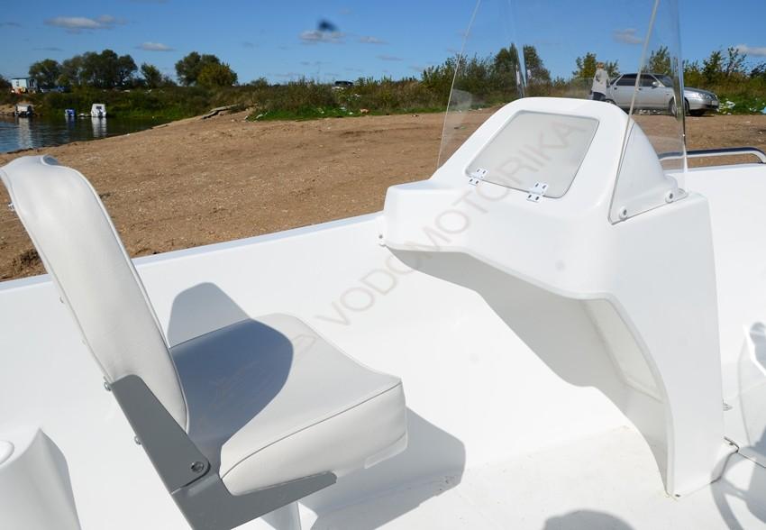 лодка scandic havet 480 al белая