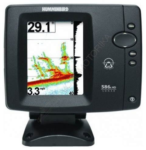Эхолот Humminbird 586cx HD
