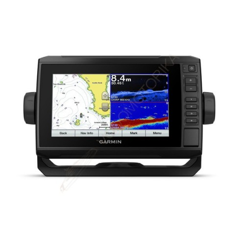 Картплоттер-эхолот Garmin Echomap Plus 72cv с трансдьюсером GT20 (010-01892-01)