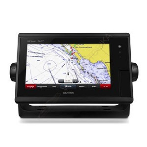 "Картплоттер Garmin gpsmap 7407 7"" J1939 Touch screen ( арт. 010-01379-10 )"