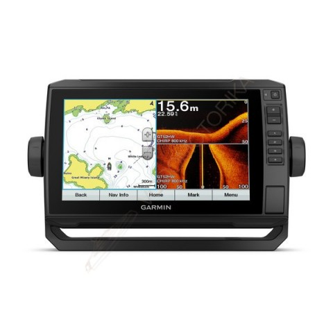 Картплоттер-эхолот Garmin Echomap Plus 92sv с трансдьюсером GT52 (010-01900-01)