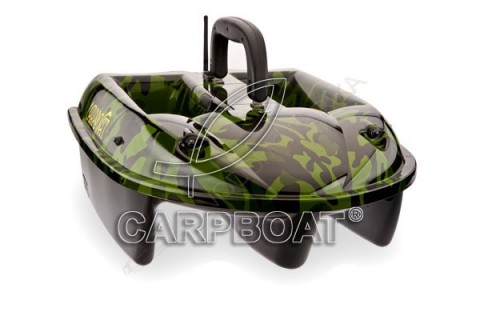 Кораблик CARPBOAT Camo 2,4Ghz